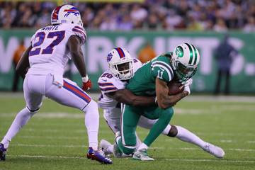 Shareece Wright Buffalo Bills v New York Jets