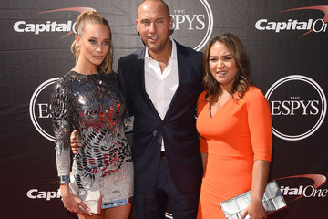 Sharlee Jeter The 2015 ESPYS - Arrivals