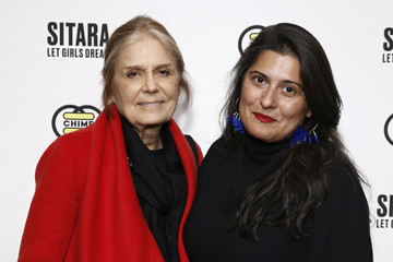 Sharmeen Obaid-Chinoy Gucci And CHIME FOR CHANGE