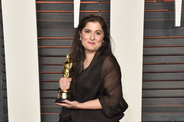 Sharmeen Obaid-Chinoy 2016 Vanity Fair Oscar Party Hosted By Graydon Carter - Arrivals