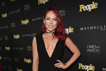 Sharna Burgess People's 'Ones to Watch' Event Presented by Maybelline New York - Red Carpet