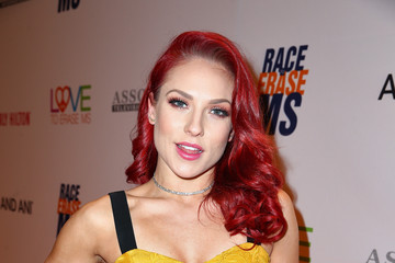 Sharna Burgess 24th Annual Race To Erase MS Gala - Red Carpet