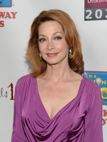 sharon lawrence feet