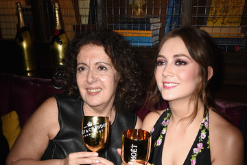 Sharon Badal Moet And Chandon Celebrates 3rd Annual Moet Moment Film Festival And Kick Off Of Golden Globes Week - Red Carpet