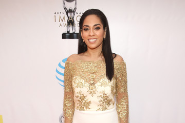 Sharon Carpenter 48th NAACP Image Awards -  Red Carpet