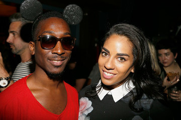 Sharon Carpenter Daily Front Row's Fashion Media Awards - After Party