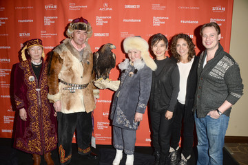 Sharon Chang 'Eagle Huntress' Premiere - 2016 Sundance Film Festival