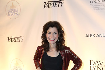 Sharon Isbin David Lynch Foundation Hosts 'National Night Of Laughter And Song' Event - Arrivals