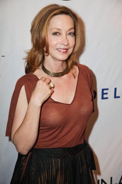 Sharon Lawrence Photos Photos Celebs At The La Food And Wine