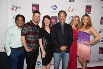 Sharon Lawrence The National Breast Cancer Coalition's 18th Annual Les Girls Cabaret - Arrivals