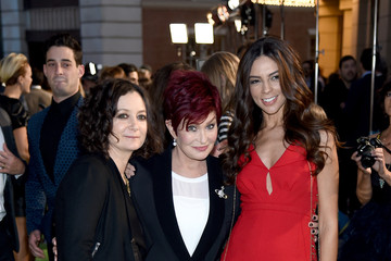Sharon Osbourne 24th Annual Environmental Media Awards Presented By Toyota And Lexus - Red Carpet