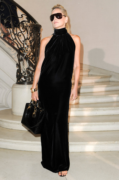 Christian Dior: Front Row - Paris Fashion Week Haute Couture F/W 2013