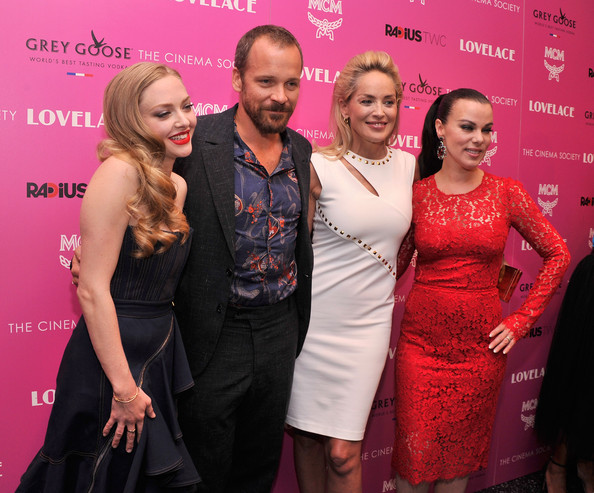 'Lovelace' Cinema Society and MCM With Grey Goose Screening - Arrivals