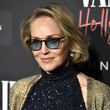 Sharon Stone Vanity Fair: Hollywood Calling - The Stars, The Parties And The Power Brokers - Arrivals