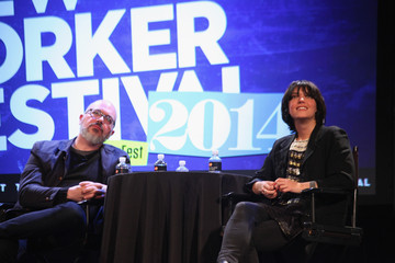 Sharon Van Etten The New Yorker Festival 2014 - Sharon Van Etten In Conversation With Sasha Frere-Jones