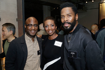 Sharon Washington The Academy of Motion Picture Arts & Sciences Hosts the 2017 New Members Party