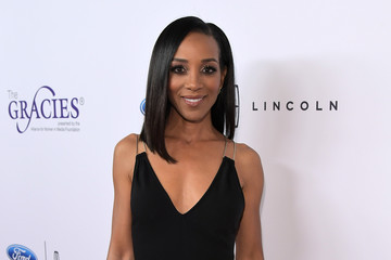Shaun Robinson The 42nd Annual Gracie Awards - Red Carpet