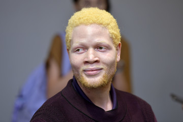 Shaun Ross Seen Around - September 2018 - New York Fashion Week: The Shows - Day 5