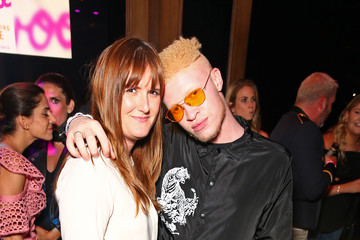 Shaun Ross NYLON Young Hollywood Party At AVENUE Los Angeles
