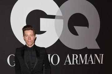 Shaun White GQ and Giorgio Armani Grammy Afterparty