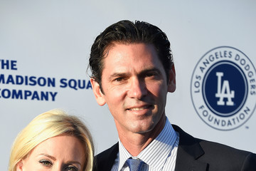 Shawn Green Los Angeles Dodgers Foundation Blue Diamond Gala - Arrivals