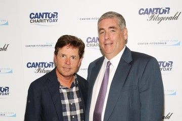 Shawn Matthews Annual Charity Day Hosted by Cantor Fitzgerald and BGC - Cantor Fitzgerald Office - Inside