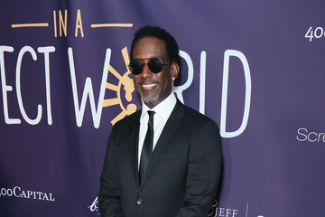 Shawn Stockman Manuela Testolini And Eric Bent Present An Evening Of Music, Art And Philanthropy Benefiting In A Perfect World Honoring Prince - Arrivals