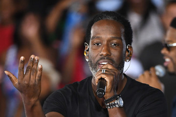 Shawn Stockman President Obama Campaigns for Hillary Clinton in Las Vegas Area