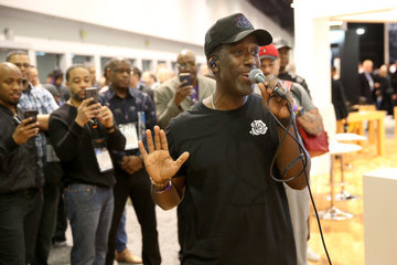 Shawn Stockman The 2019 NAMM Show Opening Day