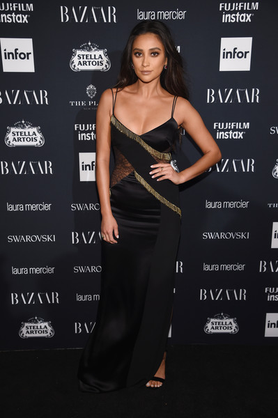 Harper's BAZAAR Celebrates 'ICONS By Carine Roitfeld' At The Plaza Hotel Presented By Infor, Laura Mercier, Stella Artois, FUJIFILM And SWAROVSKI - Red Carpet