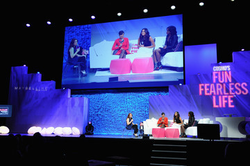 Shay Mitchell Cosmopolitan Magazine's Fun Fearless Life Conference Powered By WME Live - Day 1