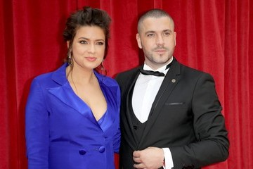 Shayne Ward British Soap Awards - Red Carpet Arrivals