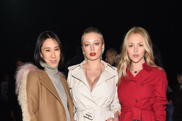 Shea Marie Marc Jacobs Fall 2018 Show - Front Row