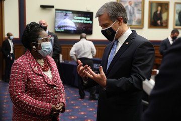 Sheila Jackson Lee European Best Pictures Of The Day - September 18