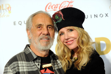 Shelby Chong Gold Meets Golden - Arrivals