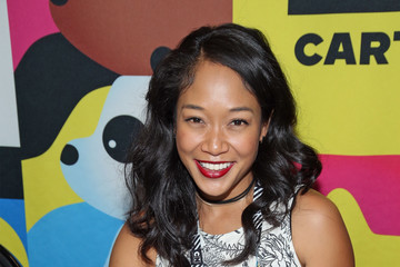 Shelby Rabara Cartoon Network and Adult Swim at Comic Con NY 2016