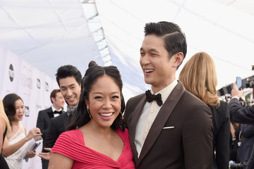 Shelby Rabara 25th Annual Screen Actors Guild Awards - Red Carpet