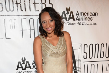 Shelea Frazier Arrivals at the Songwriters Hall of Fame Induction Ceremony