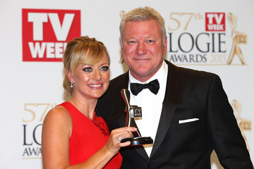 Shelley Craft 2015 Logie Awards - Awards Room
