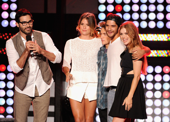 Shelley Hennig - MTVu Fandom Awards at Comic-Con