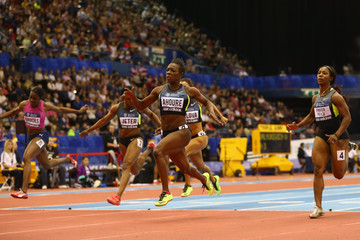 Shelly-Ann Fraser-Pryce British Athletics Grand Prix