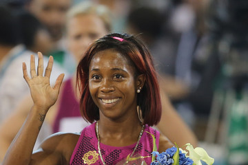 Shelly-Ann Fraser-Pryce IAAF Diamond League