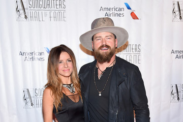 Shelly Brown Musicians Gather at the Songwriters Hall of Fame 46th Annual Induction and Awards