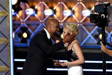 Shemar Moore 69th Annual Primetime Emmy Awards - Show