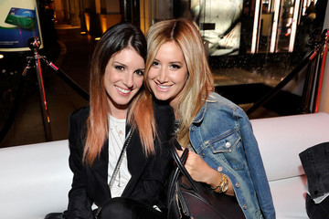 Shenae Grimes REVOLVE Pop-Up Launch Party