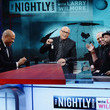 Shenaz Treasury 'The Nightly Show with Larry Wilmore' Debut