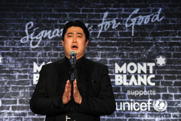 "Shenyang Montblanc And UNICEF Celebrate The Launch Of Their New ""Signature For Good 2013"" Initiative At A Pre-Oscar Charity Brunch With Special Guest Hilary Swank"