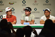 Bubba Watson Liang Wen Chong Photos Photo