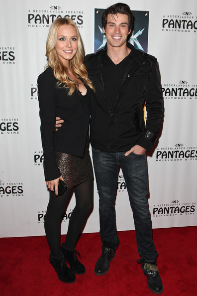 "Opening Night Of ""Rock Of Ages"" At The Pantages Theatre - Red Carpet"