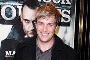 (UK TABLOID NEWSPAPERS OUT) Kian Egan of Westlife attends the world premiere of Sherlock Holmes held at The Empire Leicester Square on December 14, 2009 in London, England.